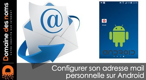 Embedded thumbnail for Configurer un email personnel sur Android