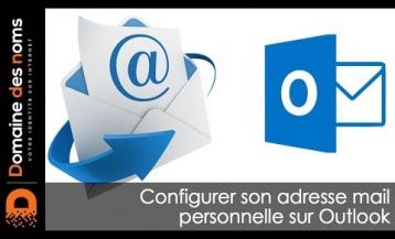 Embedded thumbnail for Envoyer et recevoir ses mails sur Outlook